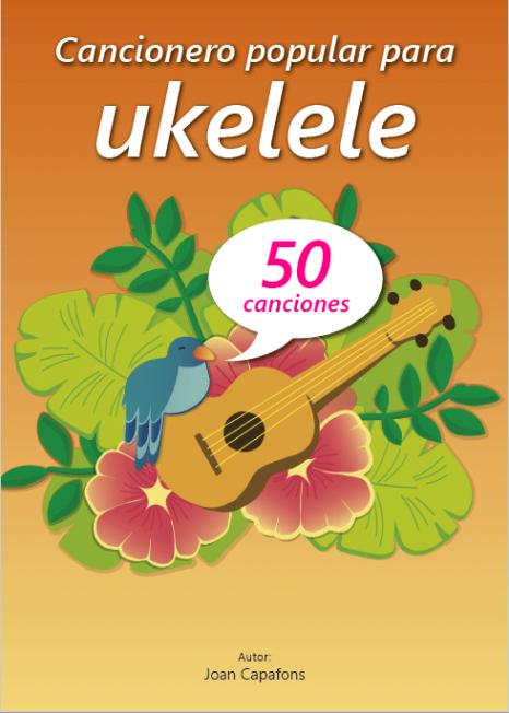 Partituras infantiles ukelele soprano español principiantes