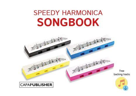 Partitures infantils d'harmònica Speedy en anglès